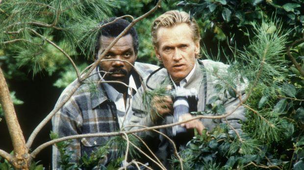 Kurtz (Bob Hopkins, r.) und Dagget (Al White) arbeiten für einen Mädchenhändl...