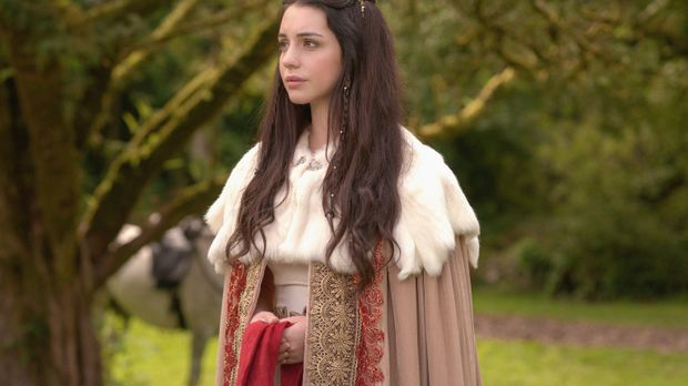 Mary (Adelaide Kane), die junge Königin von Schottland, denkt über ihre Zukun...
