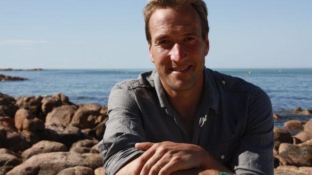 Auf Abenteuersuche in Australien: Ben Fogle ... © Lara Bickerton BBC 2011