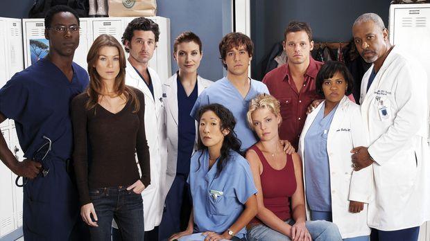 (2. Staffel) - Die Belegschaft des Seattle Grace Hospitals muss täglich mit n...