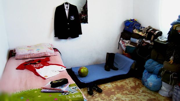 Kinderzimmer Südafrika