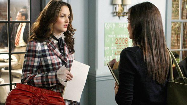 Endlich steht fest, wer einen Studienplatz in Yale erhält, Blair (Leighton Me...