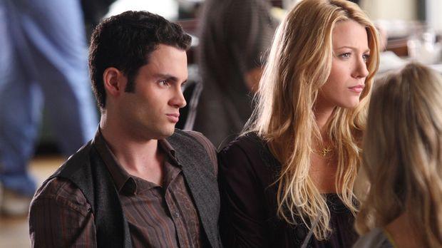 Ein gemeinsame Essen verläuft anders als geplant: Serena (Blake Lively, r.) u...