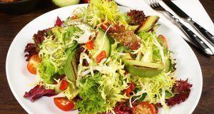 Rohkost-Diät bedeutet auch fürs Abendessen, dass nur Rohes auf den Tisch kommt.