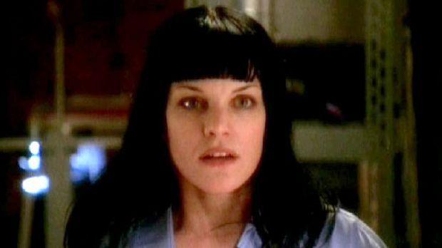 Abby (Pauley Perrette) ist unwohl zumute, als sie zum Gericht muss, um eine A...