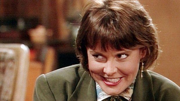 Marcy (Amanda Bearse) soll vor den Aktionären ihrer Bank eine Rede halten. Ra...