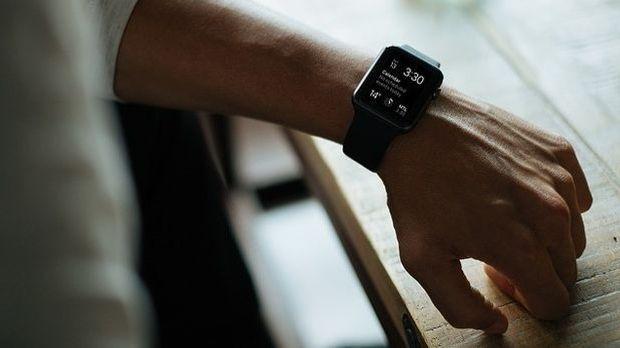 Smartwatch-Uhr