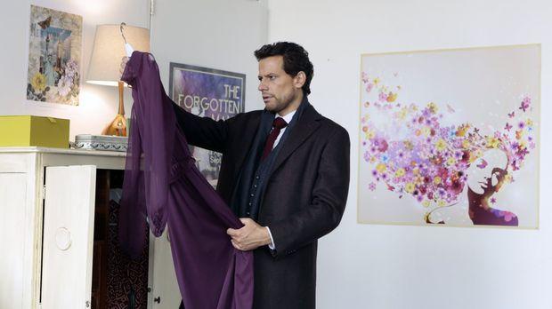 Nicht nur die Mode der ermordeten Sarah ist für Henry (Ioan Gruffudd) mehr al...