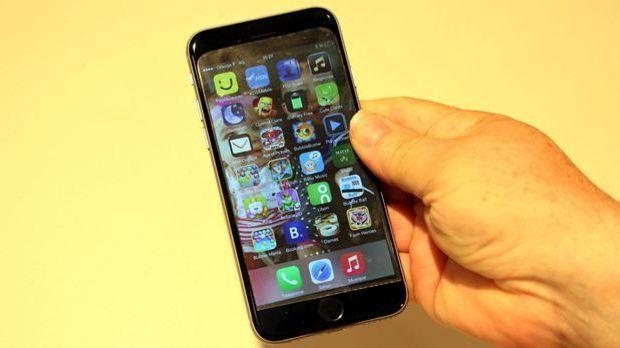 iPhone orten_dpa