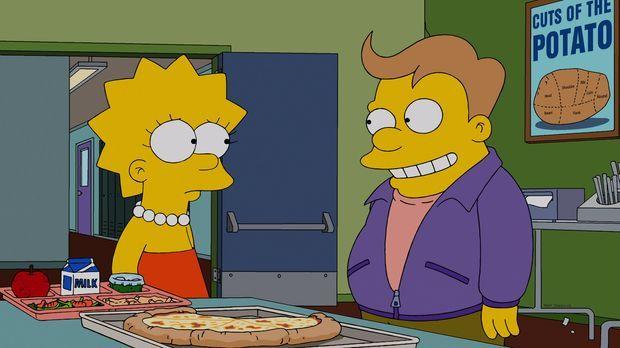 Lisas (l.) neuer Schwarm Lucas (r.) hat so spannende Interessen wie Wettkampf...