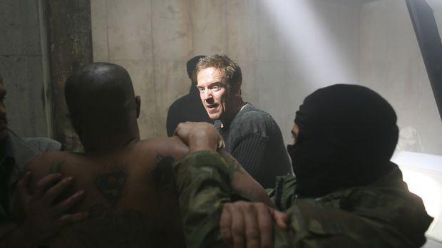 Al-Qaida zwingt Nick Brody (Damian Lewis, M.) zu Taten, die ihn auch nach der...