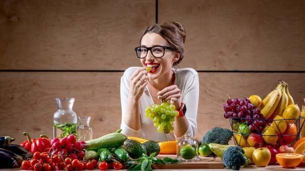 Gesunde Ernährung - das A und O der 2-Wochen-Diät