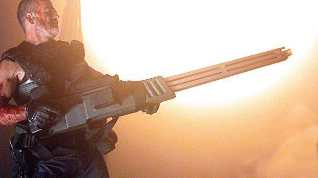 Für die einen ist er ein legendärer Kriegsheld, die anderen aber, wie Lt. Dil...