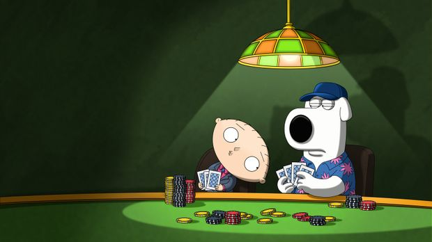 Reisen gemeinsam nach Las Vegas: Brian (r.) und Stewie (l.) ... © 2013 Twenti...