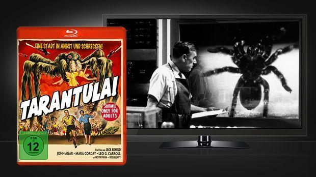 Tarantula Blu-ray Disc © Koch Media