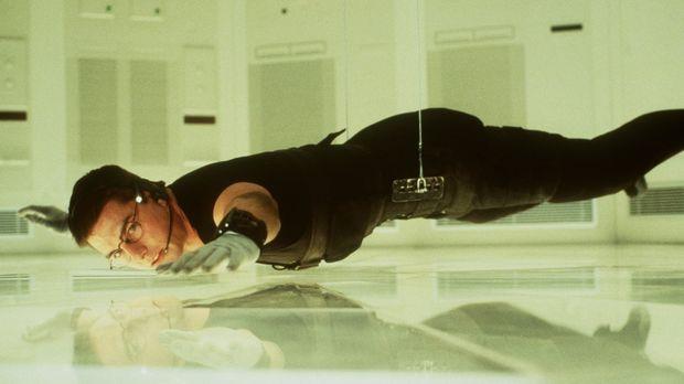 Dem Top-Agenten Ethan Hunt (Tom Cruise) gelingt es, bis in den Hochsicherheit...
