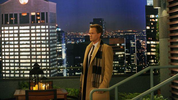 Hat einen ganz besonderen Plan: Barney (Neil Patrick Harris) ... © 2012 Twent...