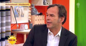 Frühstücksfernsehen - Weihnachtszeit - Schuldenzeit!?