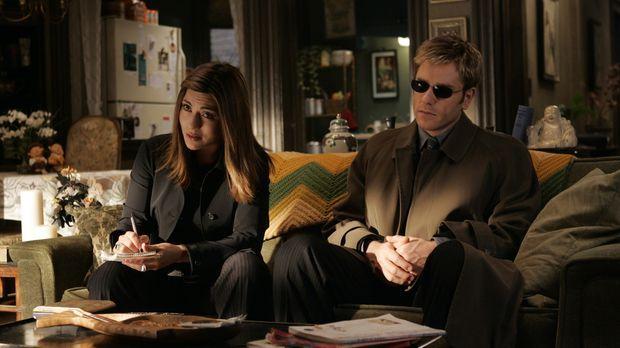 Detective Karen Bettancourt (Marisol Nichols, l.) und Detective Jim Dunbar (R...