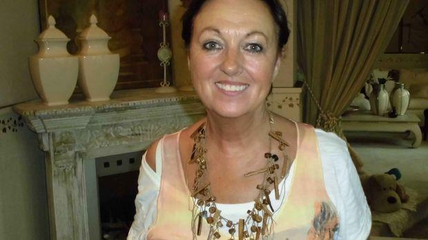 Mental-Coach Gabriela (63) lebt in einer luxuriösen Jugendstilvilla. © ITV St...