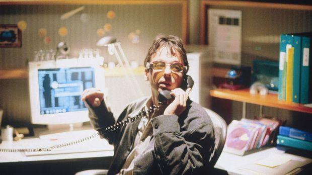 Bryce (Rob Bruner) wird beim Spionieren erwischt. © TM &    2001 Metro-Goldwy...