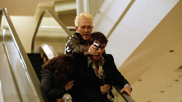 Als der FBI-Undercover-Agent Mike Tozzi (Chris Noth, vorne) seine Tarnung ver...