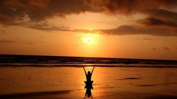 In voller Harmonie mit sich und der Welt – das gelingt nur, wenn das Wurzelch...