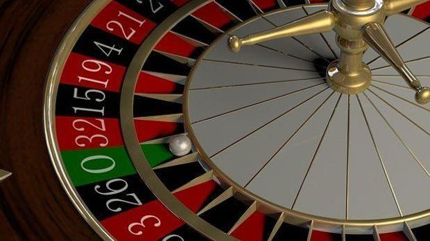 Roulette-Spielbank