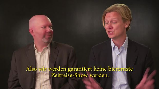Legends Of Tomorrow - Legends Of Tomorrow - Featurette: Zeitreise-show Mit Spaßfaktor!