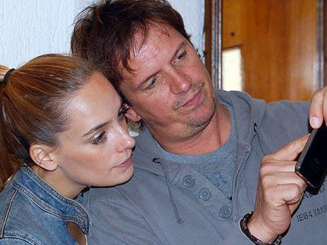 Niedrig und Kuhnt - Kommissare ermitteln - Nina und Christian - Bildquelle: Sat1