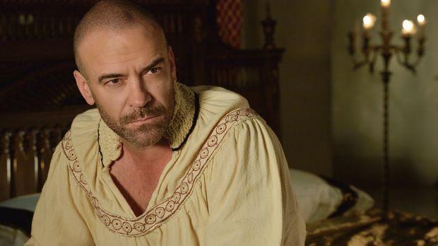 In Catherines Visionen steht Henry (Alan Van Sprang) von den Toten auf ... ©...