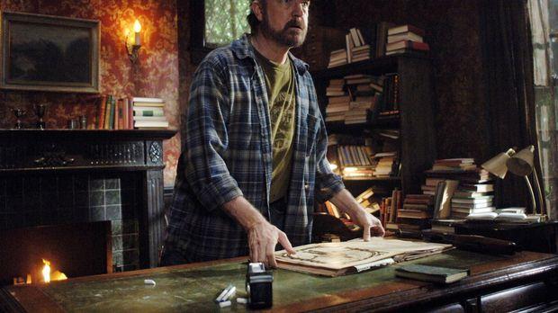 Wird von toten Menschen heimgesucht: Bobby (Jim Beaver) ... © Warner Bros. Te...