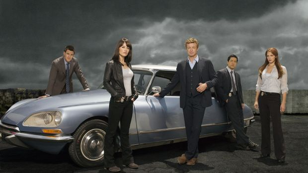 (2. Staffel) - Gemeinsam versuchen sie, komplizierte Mordfälle zu lösen: Wayn...