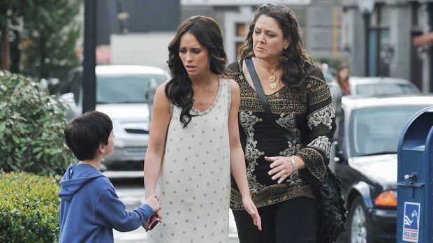 Aidens (Connor Gibbs, l.) Erzählung beunruhigt Melinda (Jennifer Love Hewitt,...