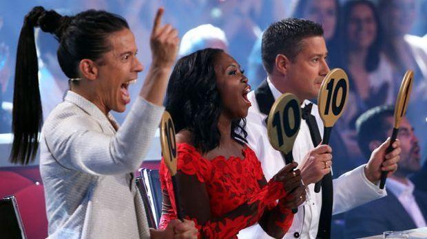 """""""Let's Dance 2015"""" sorgt für weiche Knie: Stars haben Angst vor Joa..."""