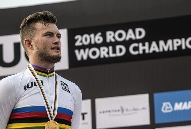 Neuer Arbeitgeber für U23-Weltmeister Marco Mathis