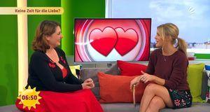Frühstücksfernsehen - Talk: Keine Zeit Für Liebe?