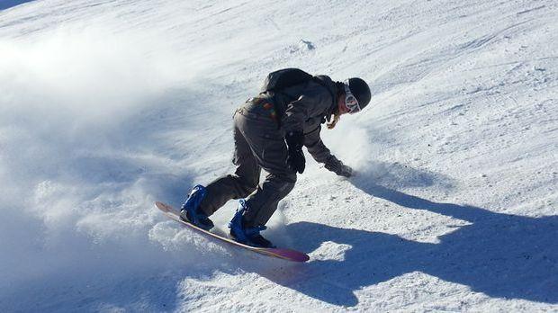 Snowboard fahren lernen_Pixabay