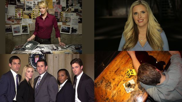 Der neue Crime -Fever-Dienstag auf sixx mit Cold Case, Without A Trace, Stalk...