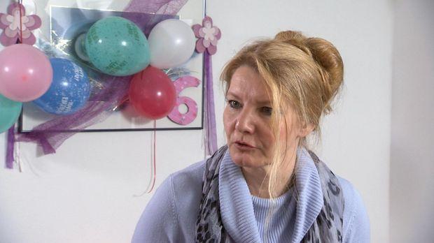 Cordula (Bild) gibt ihrem Schwiegersohn die Schuld für den finanziellen Ruin...