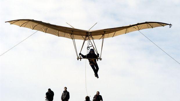 Hätten die Menschen schon vor über 500 Jahren fliegen können? Zwei Ingeniereu...