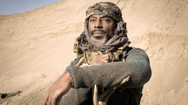 In der Todeszone wird es für Jaha (Isaiah Washington) und seine Leute immer s...