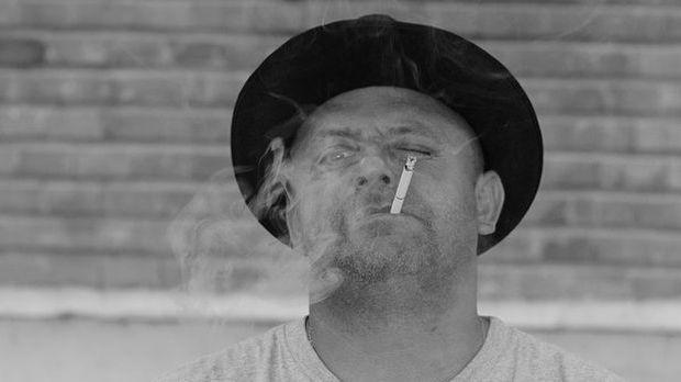 Mann-Zigarette