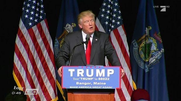 Taff - Taff - Taff Tag: Donald Trump Hetzt Erneut Gegen Mexiko