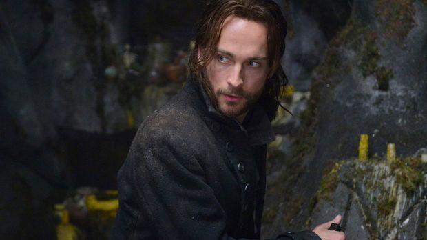 Eines Tages findet sich Ichabod Crane (Tom Mison), der Captain aus dem amerik...