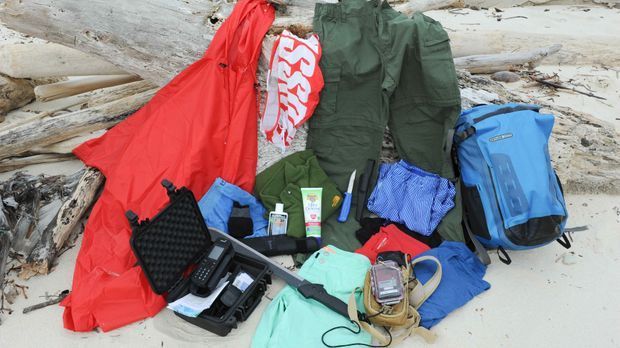 Wild Island Equipment
