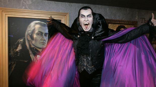 Halloween-Kostüm Vampir_dpa