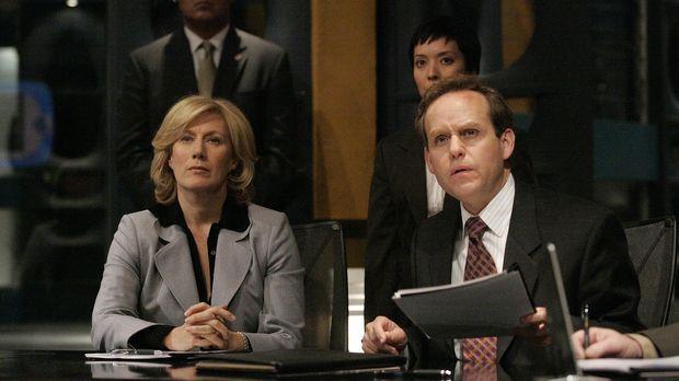 Vizepräsident Daniels lässt sein Kabinett einberufen, um über die Amtstauglic...