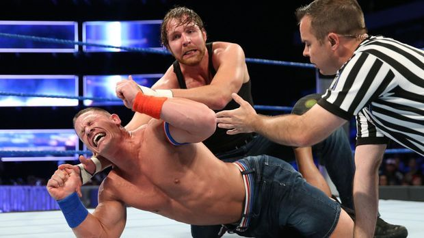 SmackDown vom 23. September