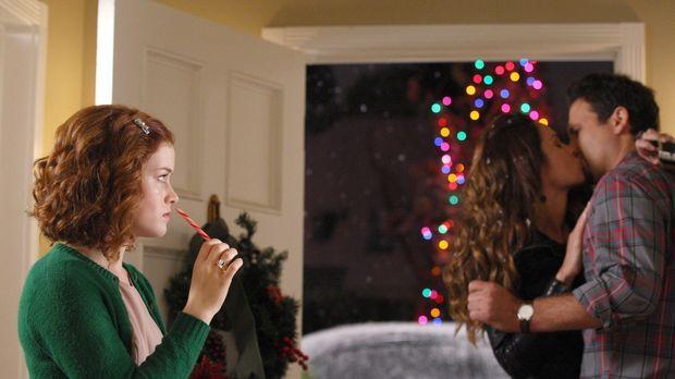 Als Tessa (Jane Levy, l.) zufällig mitbekommt, wie George (Jeremy Sisto, r.)...